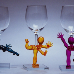 Players Wine Goblets
